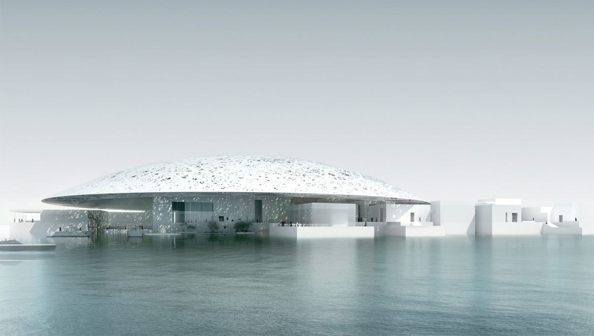 Louvre Abu Dhabi Mobilier national