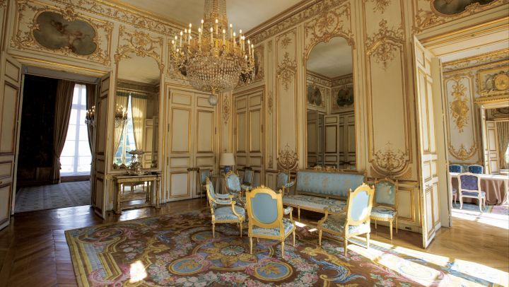 Palais de l'Elysée, salon des Aides de camp