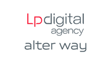 Logo Lp digital Agency Alterway