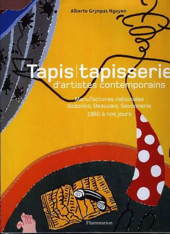 Tapis tapisseries d'artistes contemporains, 2006