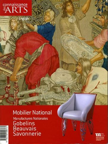 Mobilier National Manufactures Nationales Gobelins Beauvais Savonnerie, 2007