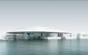 Louvre Abu Dhabi : projet architectural © TDIC, AJN, Artefactory
