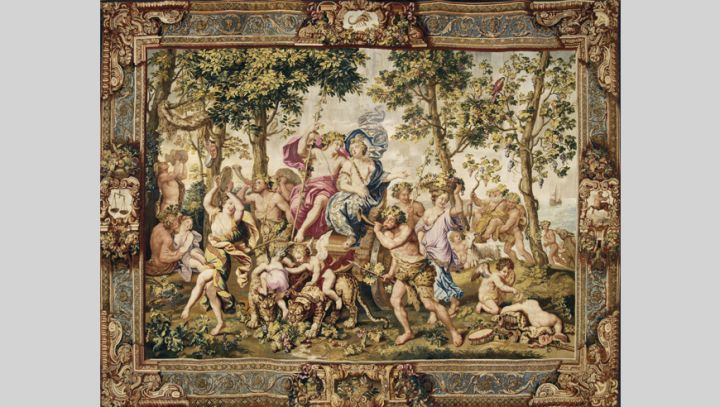 Mobilier national Tapisserie Pierre Mignard