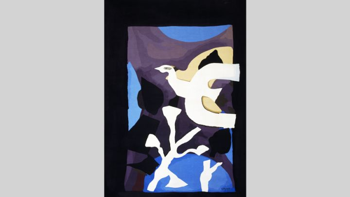 Tapisserie George Braque Mobilier national